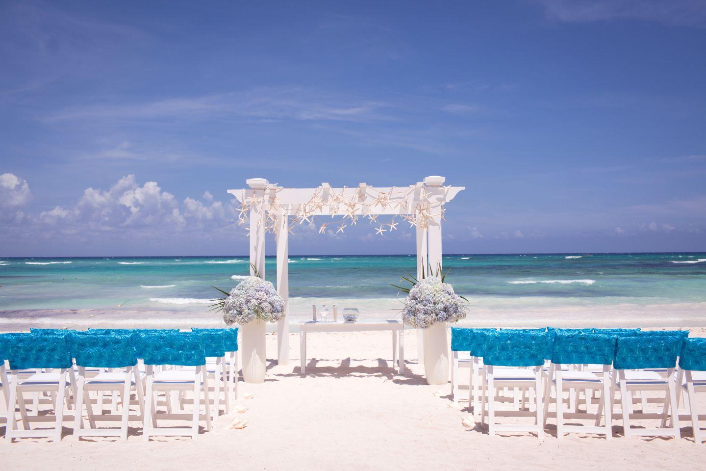 Bicol beach wedding