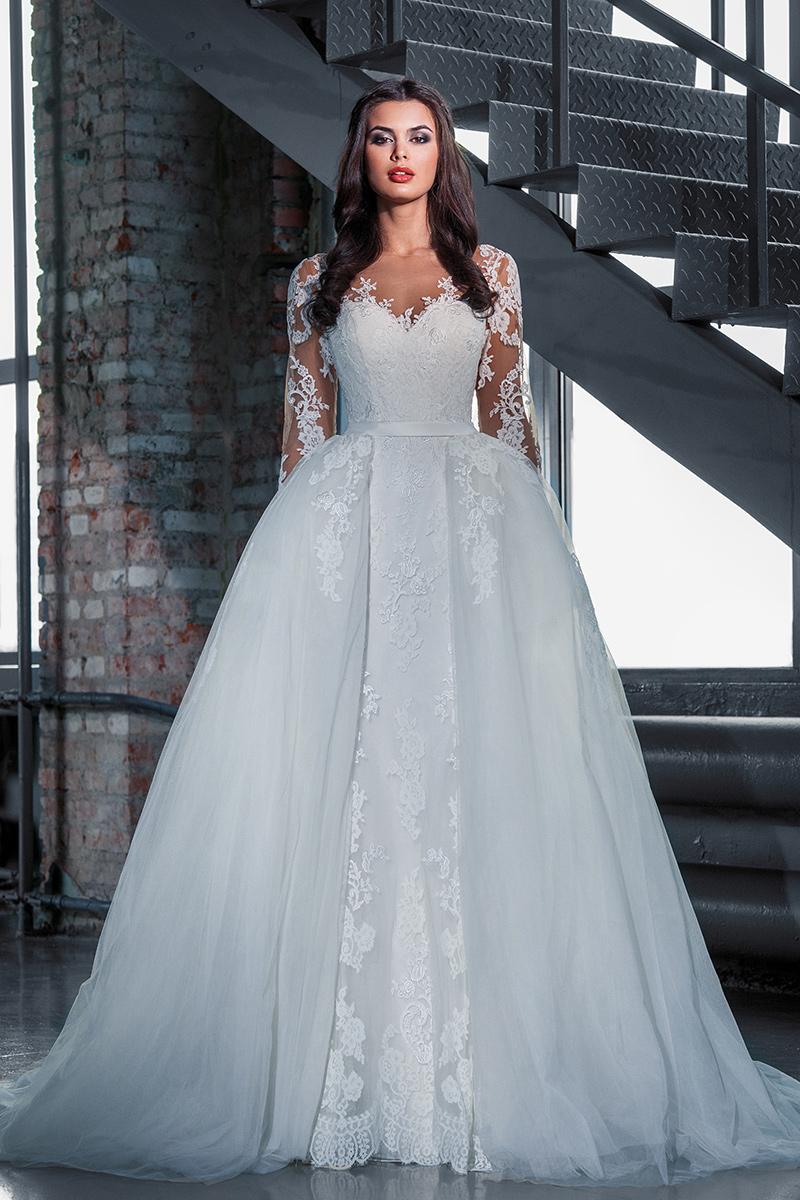 10 булчински рокли, с които ще изглеждате като принцеси - photo #45