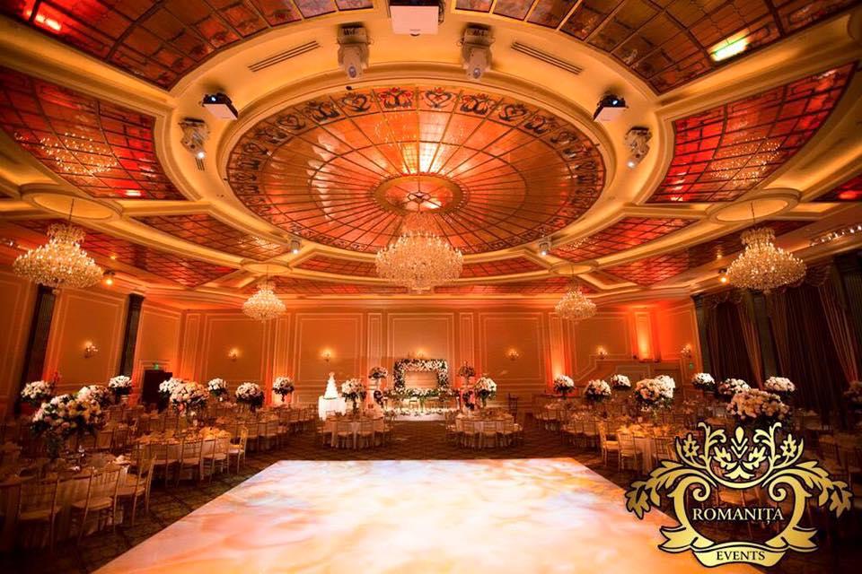 Sala Romaniţa Diamond Restaurant Nunta