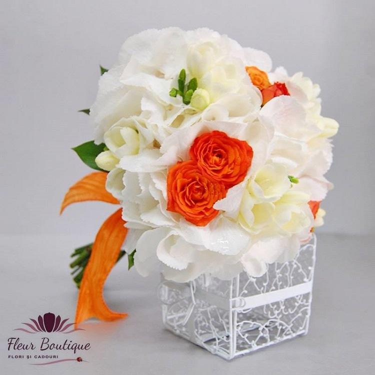 Fleur Boutique Buchete De Mireasa