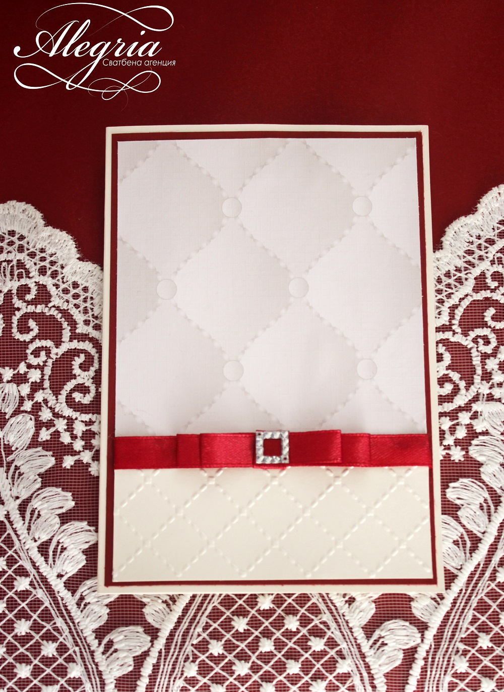 Wedding invitations Alegria, Wedding Invitations