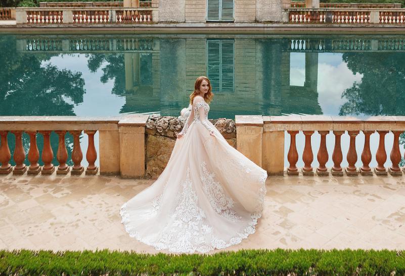 сватбени рокли от Mille Bridal